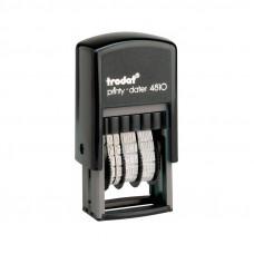 Минидатер Trodat 3,8 мм цифровой Арт. 4810