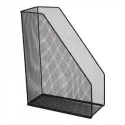 Лоток для бумаг вертикальный Axent металл. сетка черная Арт. 2120-01-A