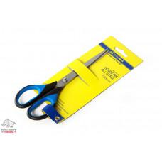 Ножницы BuroMax 18 см металлические ручки с резиновыми вставками Арт. BM.4513