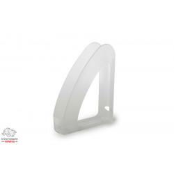 Лоток для бумаг вертикальный Delta by Axent пластик прозрачный Арт. 4004-27