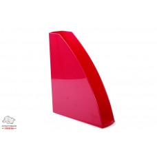 Лоток для бумаг вертикальный Leitz WOW пластик розовый металлик Арт. 52771023