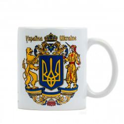 Кружка сувенирная Я Українка 350 мл Арт. 262-2203
