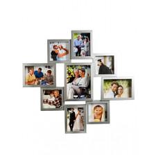 Фоторамка Семейная история на 9 фото пласт. багет Арт. СНК-129