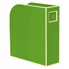Лоток для бумаг вертикальный Semikolon А4 лайм Арт. 336-12