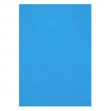 Обложка для переплета Axent А4 180 мкм пластик прозрачный/за уп. 50 штук/ синий Арт. 2720-02-A