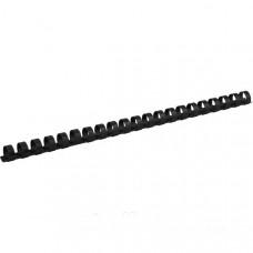 Пружина пластиковая Axent d 14 мм черная /за уп. 100 штук/ Арт. 2914-01-А