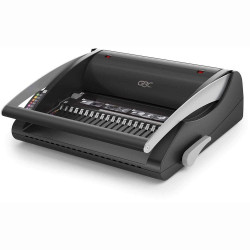 Брошюровщик (Биндер) GBC CombBind C200 механический для пластиковых пружин Арт. 4401845