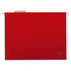 Файл подвесной BuroMax А4 пластик красный Арт. ВМ.3360-05