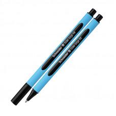 Ручка масляная Schneider Slider Edge M черная одноразовая Арт. S152101