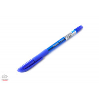 Ручка шариковая масляная Axent Flow 0,7 мм синяя Арт. AB1054-02-A