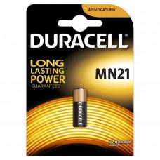 Элемент питания Duracell MN21 А23 12В Арт. 5300373 /за 1 штуку/