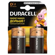 Элемент питания Duracell D/LR20/MN1300KPN /на блистере 2 штуки/
