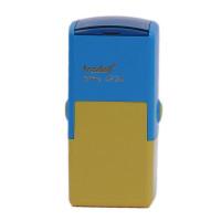 Оснастка для печати Trodat 40 мм корпус желто-синий Арт. 4940/4924