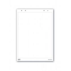 Бумага для флипчарта ТМ 2х3 83х58 см 30 листов нелинованная Арт. B02