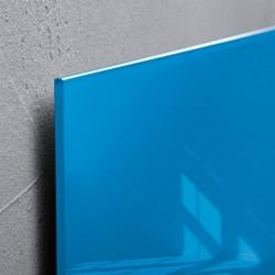 Доска стеклянная магнитно-маркерная ТСО 60х80 см синяя