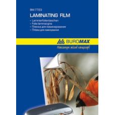 Пленка для ламинирования BuroMax А4 216х303 мм 80 мкм /за уп. 100 листов/ Арт. ВМ.7723
