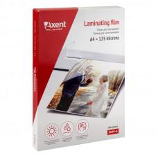 Пленка для ламинирования Axent 216х303 А4 125 мкм /за уп. 100 листов/ Арт. 2040-А