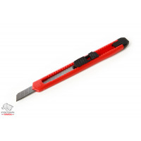 Нож канцелярский 4Office 9 мм в пластиковом корпусе Арт. 4-314