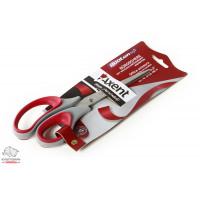 Ножницы Axent Duoton Soft 21 см ручки с резиновыми вставками Арт. 6102-06-А
