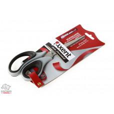 Ножницы Axent Duoton Soft 21 см ручки с резиновыми вставками Арт. 6102-01-А