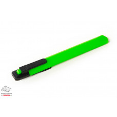 Нож канцелярский Delta by Axent 9 мм в пластиковом корпусе Арт. D6525