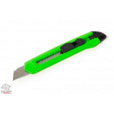 Нож канцелярский Delta by Axent 18 мм в пластиковом корпусе Арт. D6526