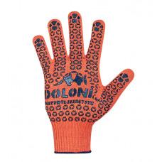 Перчатки DOLONI с ПВХ точками Арт. 526