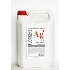 Мыло жидкое Florisens Антибактериальное 5 л упаковка ПЭТ