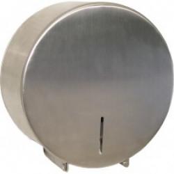 Держатель Mediclinics для туалетной бумаги Джамбо сталь сатиновый Арт. PR2783CS