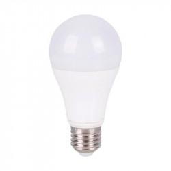 Лампа светодиодная Delux BL60 12 Вт Е27 3000 К теплое свечение