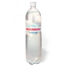 Вода Моршинская минеральная негазированная ПЭТ 1,5 л