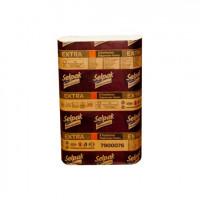 Полотенца бумажные Selpak Extra Z-сложения 2-х слойные /упак. 200 листов/