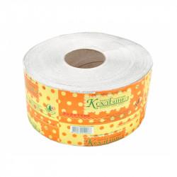 Бумага туалетная Кохавинка Великан макулатурная с гильзой серая