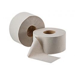 Бумага туалетная Джамбо Clean Point серая рулонная