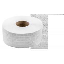 Бумага туалетная Джамбо Standart Clean Point рулонная 1-слойная белая