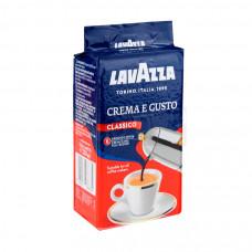 Кофе молотый Lavazza Crema e Gusto Classico 250 грамм