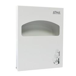 Держатель для туалетных накладок АТМА сталь белый Арт. D-224W