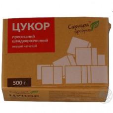 Сахар пресованный быстрорастворимый Саркара Продукт 500 гр
