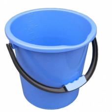 Ведро Горизонт Комфорт 10 литров пластик цвет ассорти 26639