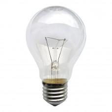 Лампа накаливания А-50 40 Вт Е27 230В ЛПЗ прозрачная