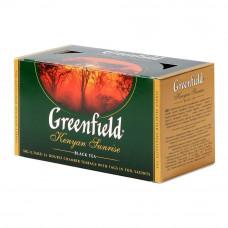 Чай Greenfield Kenyan Sunrise черный байховый 25 пакетиков