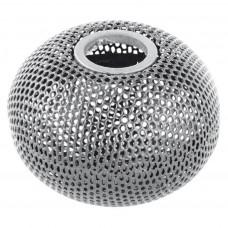 Бокс для скрепок BuroMax магнитный шар 7,5х5,7 см металл. сетка серебро Арт. BM.6220-24