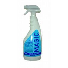 Меджик Акваклин противогрибковый универсальный очиститель для ванной комнаты 500 грамм тригер