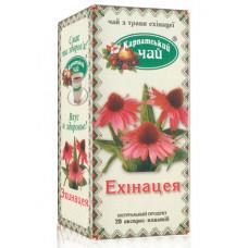 Чай пакетированный Карпатский Эхинацея 20 * 1,35 грамма