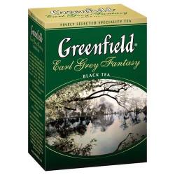 Чай Greenfield Earl Grey Fantesy листовой 100 г