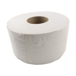 Бумага туалетная Джамбо Well`s на втулке серая 120 метров
