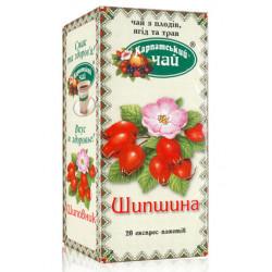 Чай Карпатский Шиповник пакетированный 20x1, 35 г