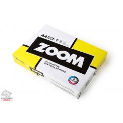 Бумага офисная Zoom А4 80 г/м2 500 листов