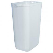Корзина для мусора Prestige Mar Plast пластик белый 23 л Арт. A74201