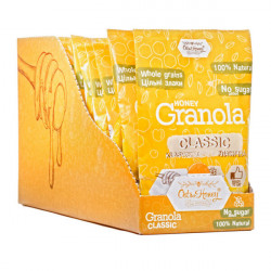 Гранола Oats&Honey класическая 40 г саше х 15 шт